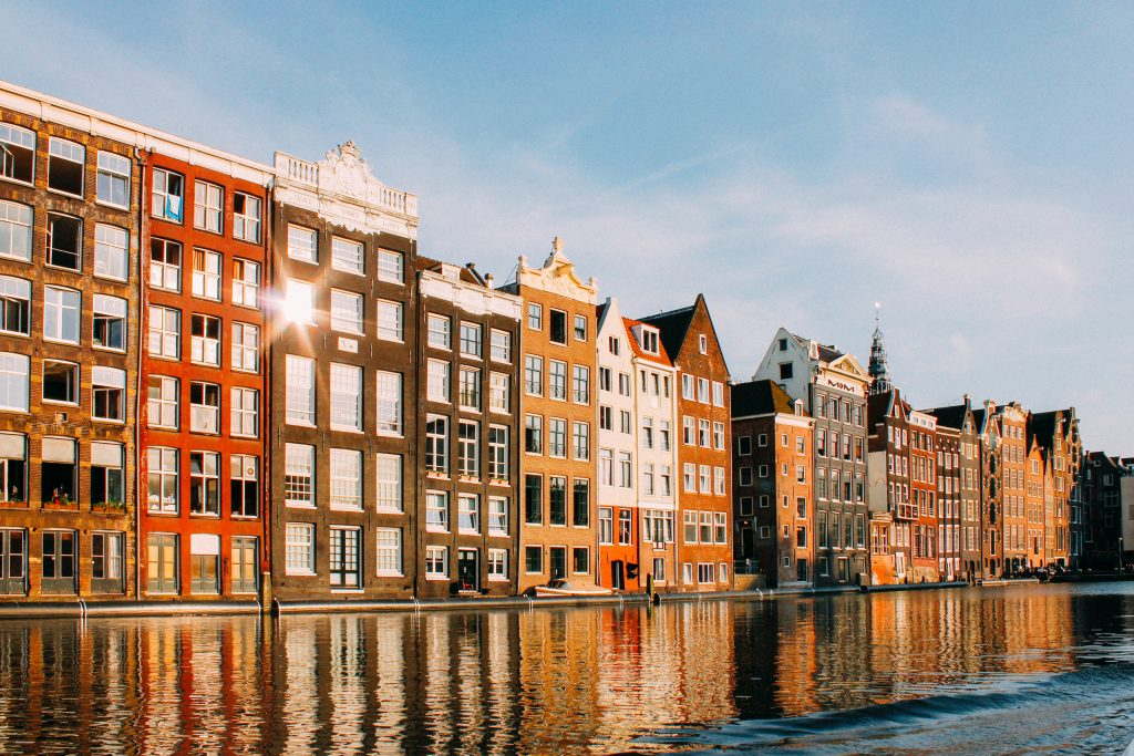 Visiter Amsterdam - canaux