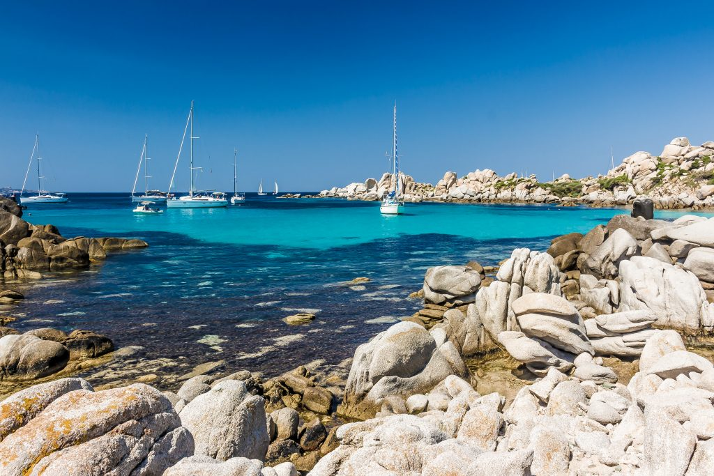 Visiter la Corse - Iles Lavezzi