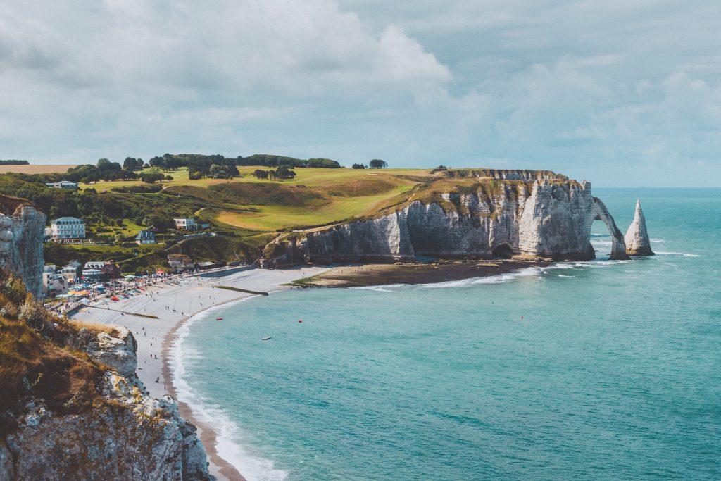 Visiter la Normandie - Etretat