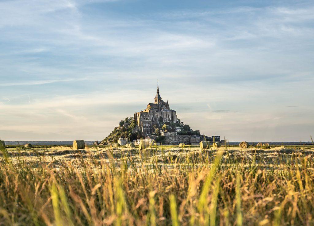 Visiter la Normandie - Mont-Saint-Michel
