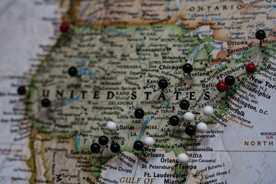 Visiter les Etats-Unis