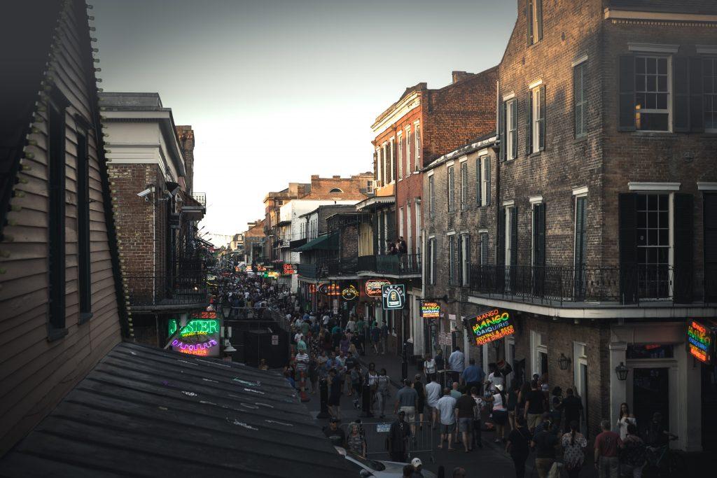 Visiter les Etats-Unis- Visiter La Nouvelle-Orléans