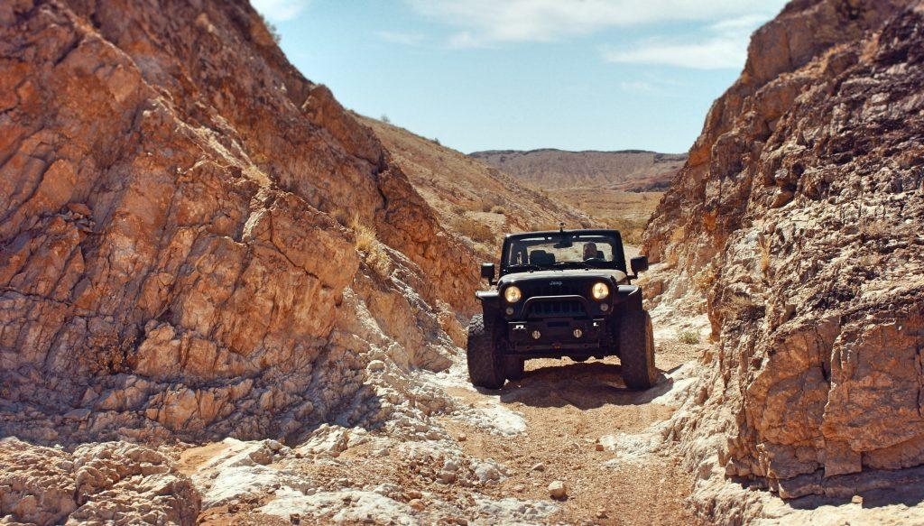 Visiter les Etats-Unis- Visiter le désert du Nevada