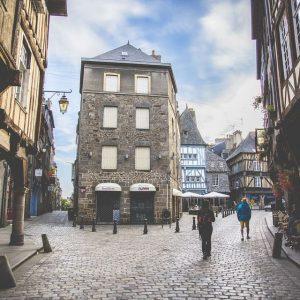Activité en Bretagne