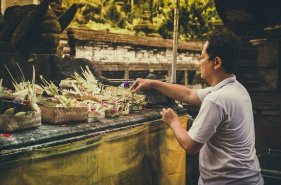Voyage culturel à Bali